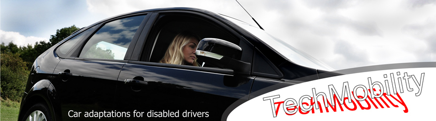 Techmobility UK, leading suppliers of push pull hand controls